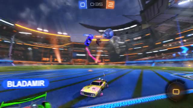 Watch and share Rocket League GIFs and Goalie GIFs by GStance on Gfycat