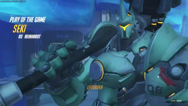 Watch and share Overwatch GIFs and 1v1 GIFs on Gfycat