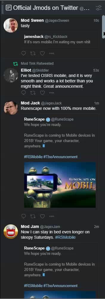 Runescape Mobile GIFs