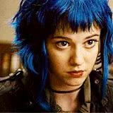 Watch and share Gif Hair Color Scott Pilgrim Vs. The World Ramona Flowers Mary Elizabeth Winstead Foftygif GIFs on Gfycat