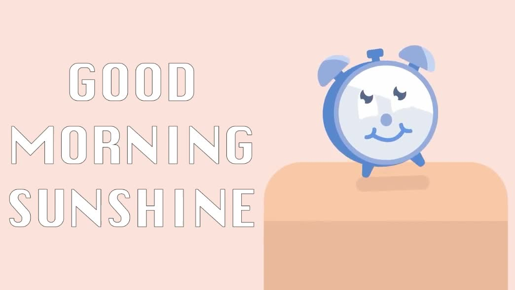 GOOD, PINK, good morning, GOOD MORNING SUNSHINE GIFs
