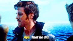 Watch mine once upon a time ouat captain hook colin o'donoghue ouatedit GIF on Gfycat. Discover more related GIFs on Gfycat