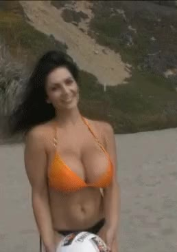 Watch and share Denise Milani GIFs and Titties GIFs by assmaster357 on Gfycat
