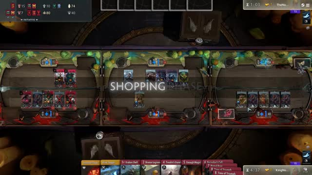 Watch All in for the Win GIF by KingNothing2000 (@kingnothing2000) on Gfycat. Discover more All, Artifact, Gaming, King, King Nothing, Nothing, dota2, in, kingnothing2000, trending GIFs on Gfycat