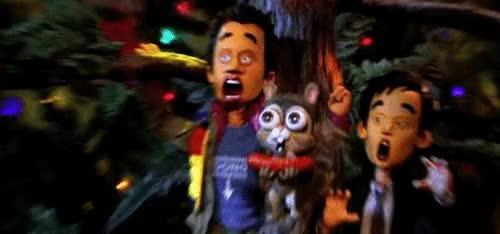 Watch and share Harold & Kumar Wallpaper Called Harold & Kumar In 'A Very Harold & Kumar Christmas' GIFs on Gfycat