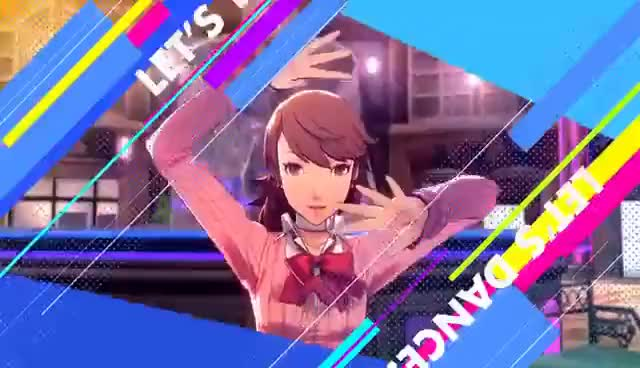 Watch 「ペルソナ3 ダンシング・ムーンナイト」 PV1 GIF on Gfycat. Discover more related GIFs on Gfycat