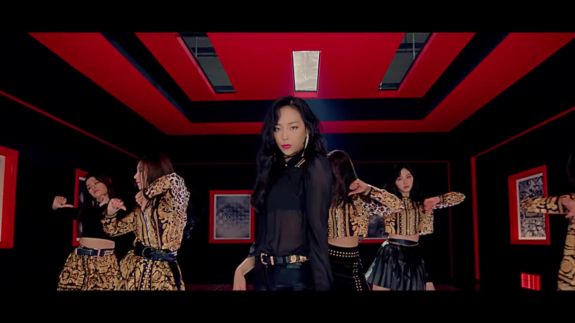 7th Mini Album, BLACK, BLACK DRESS, CLC, SORN, 블랙드레스, 씨엘씨, 오승희, 장승연, 최유진, CLC(씨엘씨) - 'BLACK DRESS' Official Music Video GIFs
