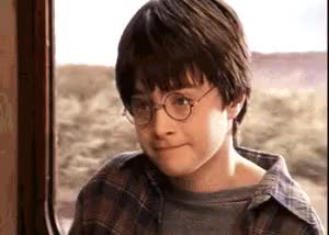 Watch and share Harrypotter GIFs and Unsure GIFs by Reactions on Gfycat