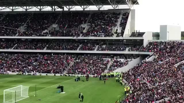 Watch and share Pairc Ui Chaoimh GIFs and Mexican Wave GIFs by Alfredo Iglesias on Gfycat