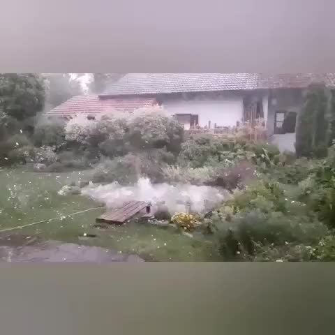 cataclysms, catastrophes, earthquake, extremeweather, flood, hail, hailstorm, lightning, tsunami, видео, вулкан, землетрясение, катаклизмы, катастрофы, наводнение, новости, стихия, торнадо, цунами, экстримальнаяпогода, Градовый шторм в Германии вчера (10.06.2019) Hail storm in Germany yesterday (10.06.2019) ___________________ Подпишитесь, если хотите быть  GIFs
