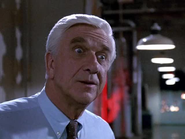 Watch and share Leslie Nielsen GIFs and The Naked Gun GIFs by MikeyMo on Gfycat