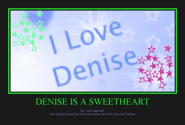 Watch and share Denise GIFs on Gfycat