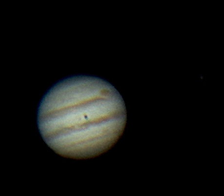 astrophotography, First attempt at Jupiter (with timelapse) (reddit) GIFs