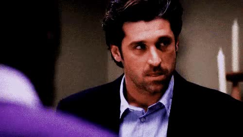 Watch he he GIF on Gfycat. Discover more patrick dempsey GIFs on Gfycat