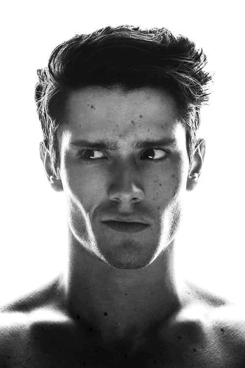 Watch and share Male Model Cute Guys Gif GIFs on Gfycat