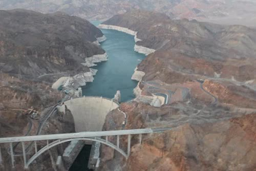 Watch and share The Hoover Dam | Nevada/Arizona Border GIFs on Gfycat
