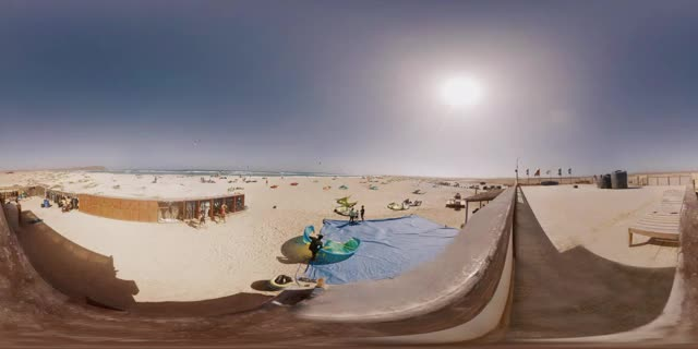 Watch and share Kite Beach 360 Cinemagraph ¦ Sal, Cape Verde - Pandorama360 @ YouTube GIFs on Gfycat