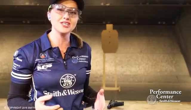 "Watch and share Smith & Wesson® Performance Center® Shooting Tips ""Group Shooting"" GIFs on Gfycat"