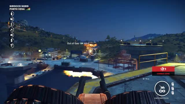 Watch I've hit something GIF on Gfycat. Discover more justcause, justcause3 GIFs on Gfycat