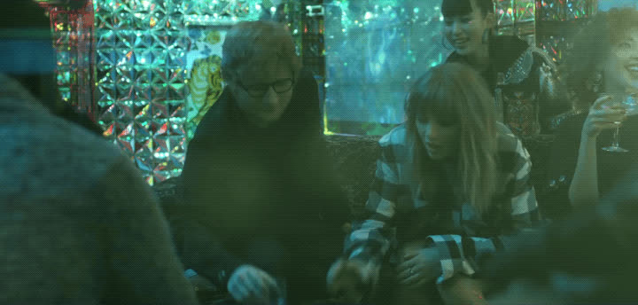 cheers, drinking, ed sheeran, end game, music video, party, shots, taylor swift, Taylor Swift - End Game Music Video GIFs