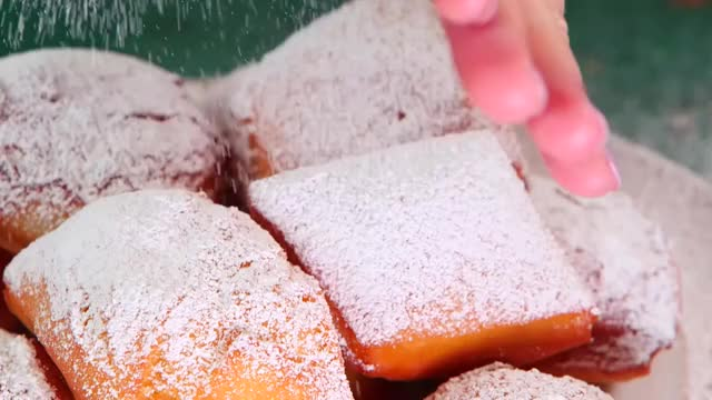 Watch and share Beignet GIFs on Gfycat