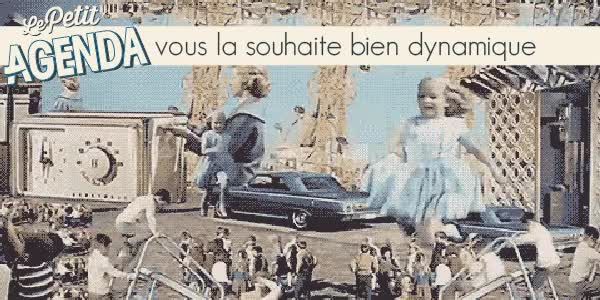 Watch and share Bonne Année Le Petit Agenda GIFs on Gfycat