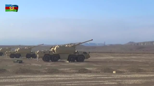 Watch and share Azerbaijan GIFs and Artillery GIFs by mojave955 on Gfycat