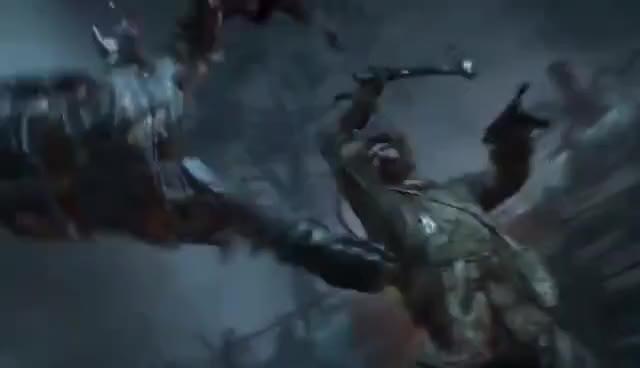 Watch Nikolai GIF on Gfycat. Discover more Black Ops 2, Call of Duty, Edward Richtofen, Nikolai Belinski, Origins, Takeo Masaki, Tank Dempsey, Zombies GIFs on Gfycat
