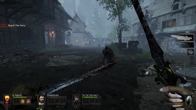 Watch and share Warhammer End Times - Vermintide 02.27.2018 - 22.06.52.02.DVR GIFs by arkileo on Gfycat