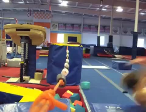 Watch and share Pole Vault Gymnastics Drills & Workout GIFs on Gfycat
