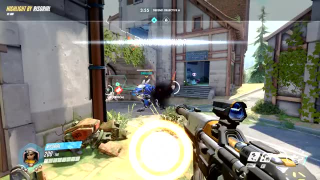 Watch and share Hit Detection GIFs and Ana Sleep GIFs by Risorial  on Gfycat
