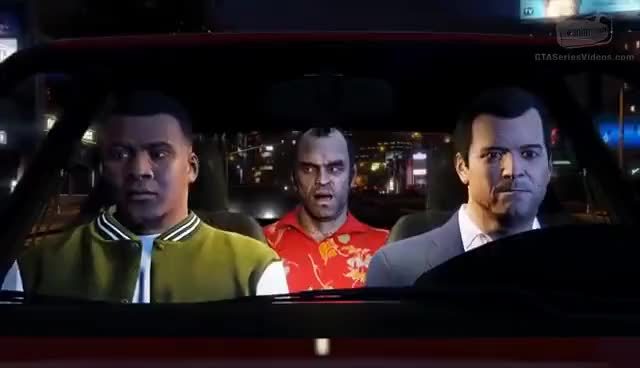 Watch and share GTA 5 - What Is Love GIFs on Gfycat