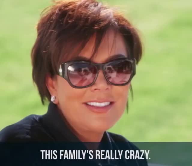 Watch this curated GIF by GIF Generator (@gifgenerator) on Gfycat. Discover more crazy, family, is, jenner, kardashian, keeping, kris, kuwtk, lol, lunatic, mother, nuts, really, sunglasses, the, this, trouble, up, with GIFs on Gfycat