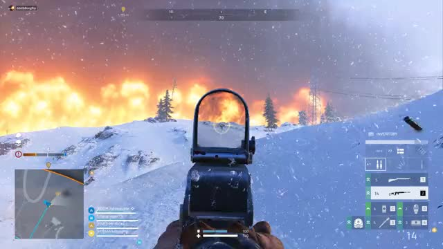 Watch and share BFV Impact Grenade Firestorm Victory GIFs by Addequate PC Gaming on Gfycat