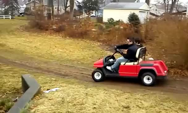 Watch Golf Cart Drift Gif On Gfycat Discover More Related Gifs