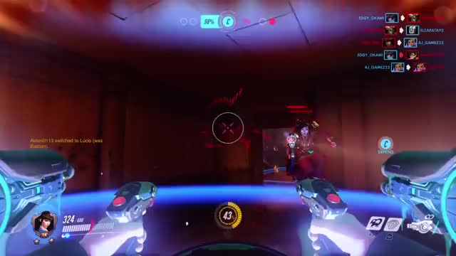 Watch Mei Got Punched GIF on Gfycat. Discover more Overwatch, ps4share, sony interactive entertainment GIFs on Gfycat