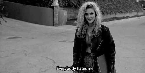 Watch hate GIF by Reaction GIFs (@sypher0115) on Gfycat. Discover more Drew Barrymore, hate, hatersgonnahate, hateyou GIFs on Gfycat
