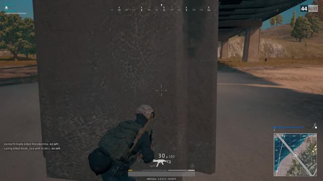 Watch and share Vlc-record-2017-07-25-04h41m02s-PLAYERUNKNOWN GIFs on Gfycat
