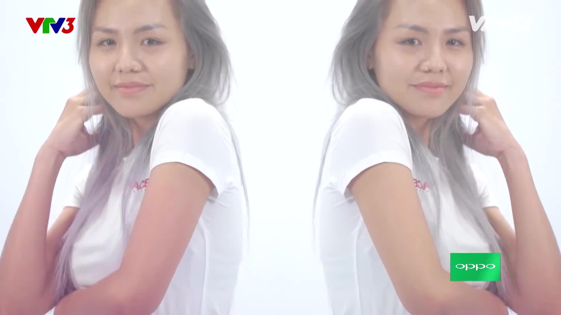 Nhìn lại hành trình của cô nàng siêu cá tính Quỳnh Như tại The Face 2017