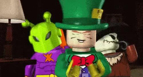 Watch Lego Batman: The Videogame, PS2. GIF on Gfycat. Discover more animated, batman, dc comics, gif, lego batman, ps2, traveller's tales, vgjunk GIFs on Gfycat