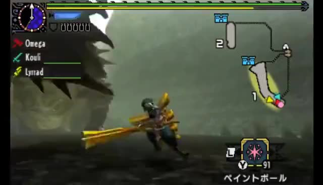 Watch Monster Hunter XX - G2★ Urgent Quest: Lao Shan Lung GIF on Gfycat. Discover more related GIFs on Gfycat