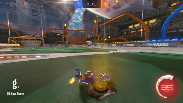Watch Goal 3: BeK☆ GIF by Gif Your Game (@gifyourgame) on Gfycat. Discover more BeK☆, Gif Your Game, GifYourGame, Goal, Rocket League, RocketLeague GIFs on Gfycat