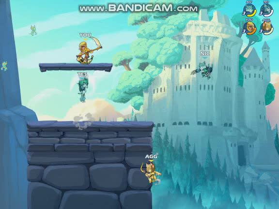 Watch and share Brawlhalla GIFs by tesgif on Gfycat