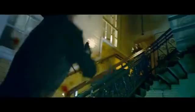 "Watch and share The Hitman's Bodyguard Official Trailer ""Romance Awareness Month"" – Samuel L. Jackson, Salma Hayek GIFs on Gfycat"