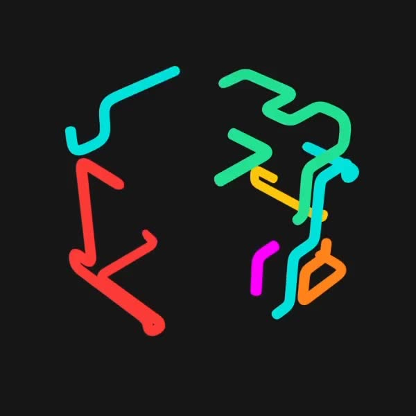 Watch Cube Tubes GIF by Adam Dargan (@adamdargan) on Gfycat. Discover more animation, loop, seamless GIFs on Gfycat