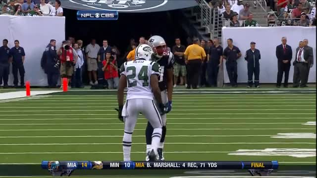 Watch and share Darelle Revis GIFs and Randy Moss GIFs on Gfycat