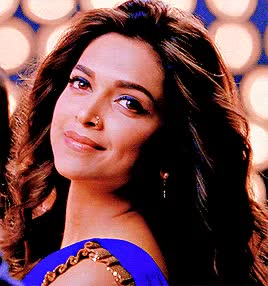 Watch and share Deepika Padukone GIFs and Shes So Gorgeous GIFs on Gfycat