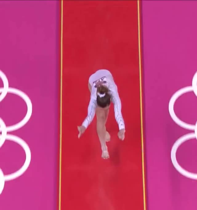 Watch and share Mckayla Maroney GIFs and Leotard GIFs by HHBunz on Gfycat