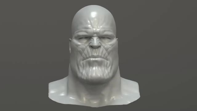 Watch THANOS creation - VFX Breakdown GIF on Gfycat. Discover more Creation, Thanos GIFs on Gfycat