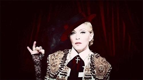 madonna, Madonna GIFs